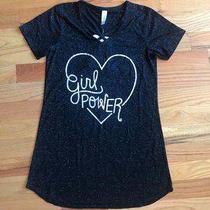 Jessica Simpson Sleep shirt / t-shirt dress
